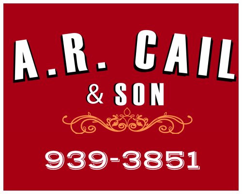 AR Cail & Son Excavation Contractors located in Portland And Windham Maine