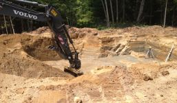 Complete Excavation Project including Septic, Drainage, Water, Sewer
