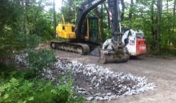 Complete Home Projects including Lot Clearing Windham, Maine