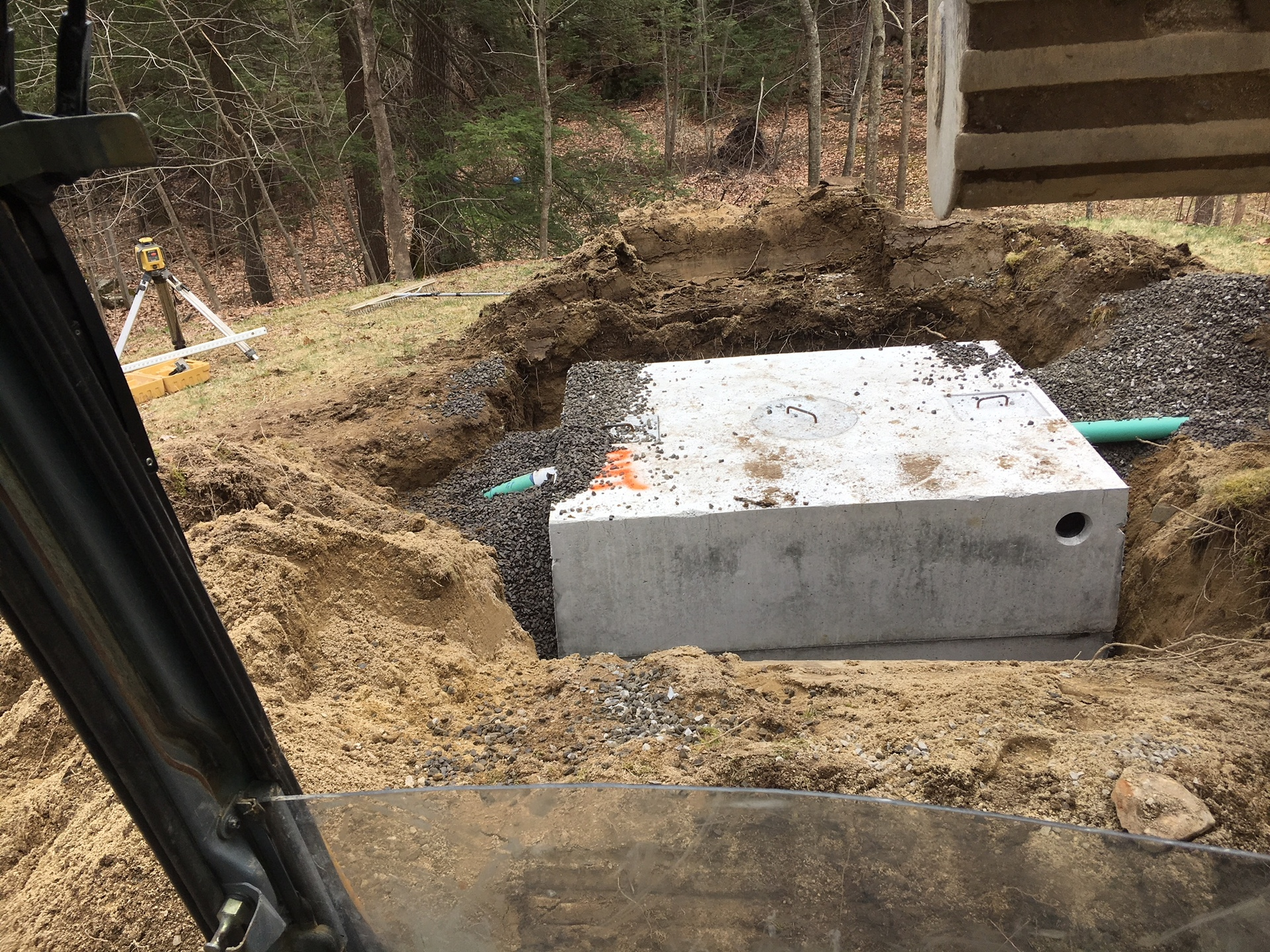 AR Cail Excavation - Septic System Types