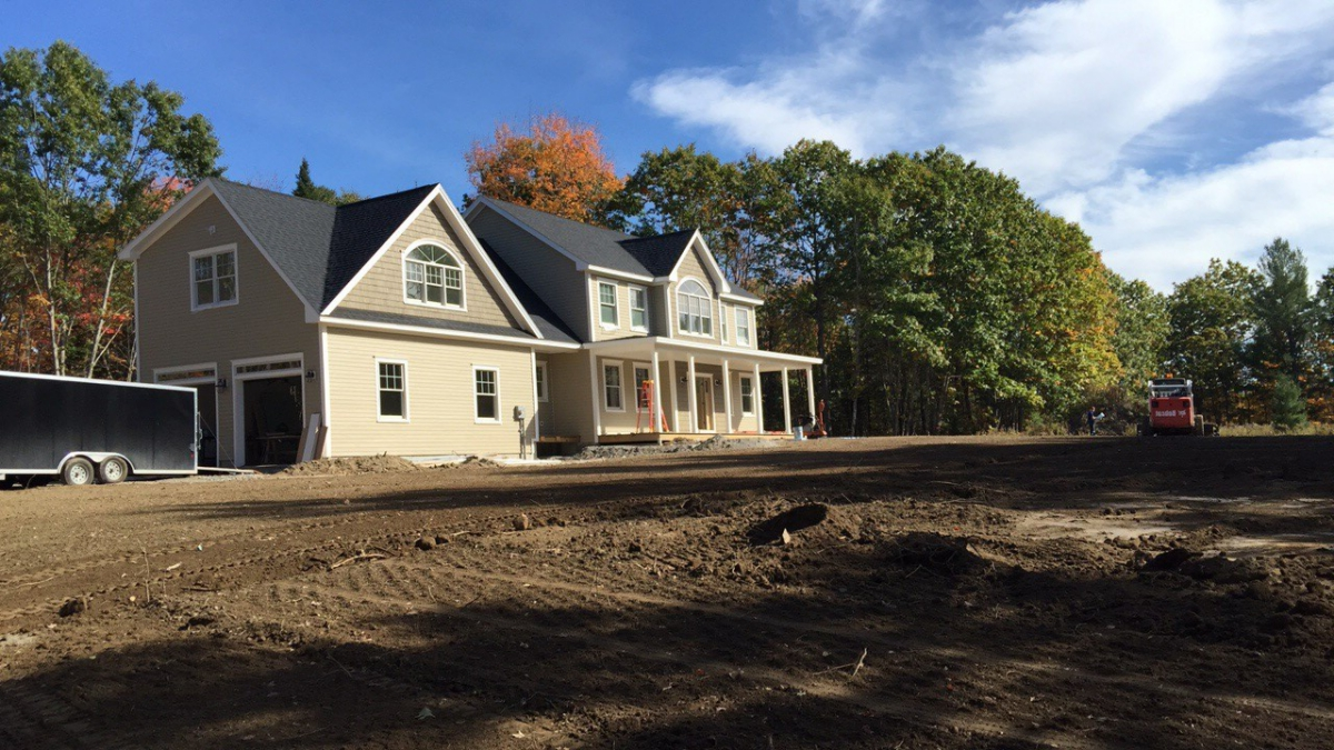 Windham New Home Construction